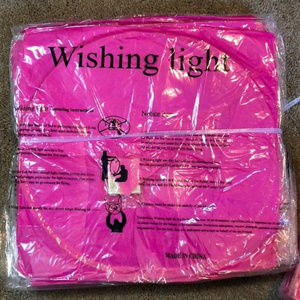 Vintage Party Supplies - Lot of 15 Wish Paper Lanterns